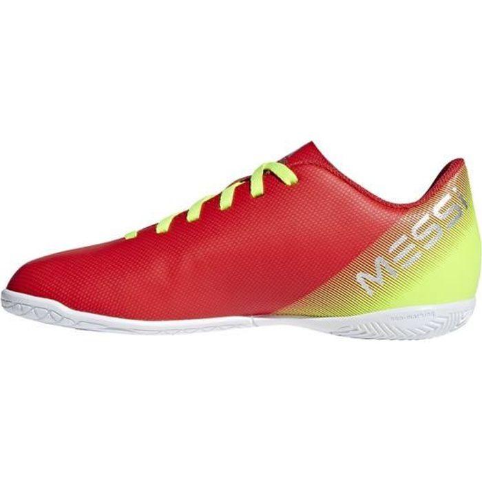 Chaussures de football en salle - futsal - jorkyball Zapatilla Fútbol Sala Adidas Nemeziz Messi 18.4 Junior