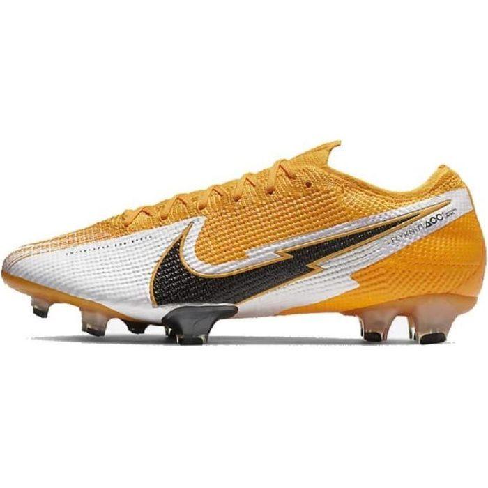 Nike Chaussures Football Mercurial Vapor 13 Elite Fg Orange 44