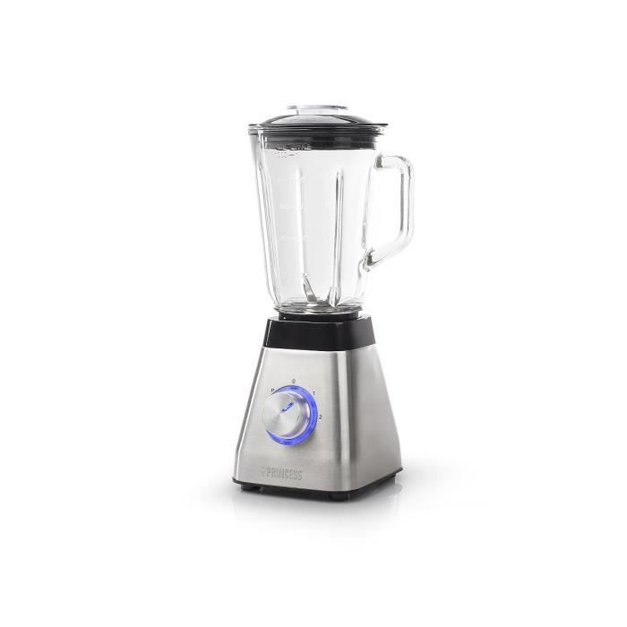 PRINCESS 212070 Blender classique Compact Power - Inox