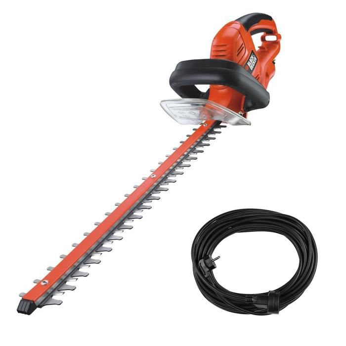TAILLE-HAIE Black & Decker GT5055 CAKIT Taille-haies 500W Long
