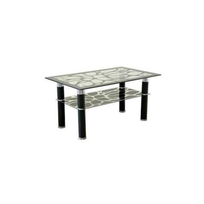Table basse jumanji blanche achat vente table basse table basse jumanji b - Table basse blanche cdiscount ...