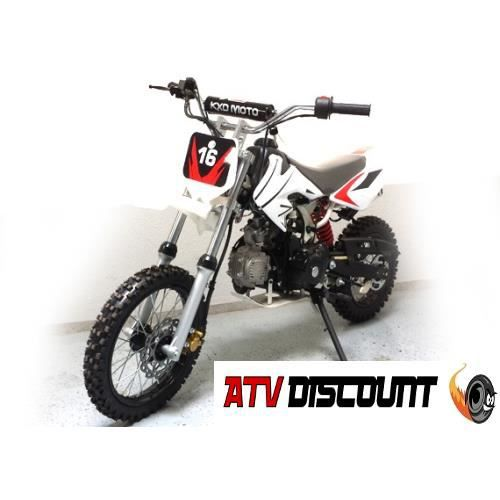 dirt bike 125cc kxd automatique achat vente moto dirt bike 125cc kxd automat cdiscount. Black Bedroom Furniture Sets. Home Design Ideas