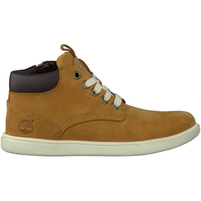 Timberland Boots GROVETON LEATHER CHUKKA Camel