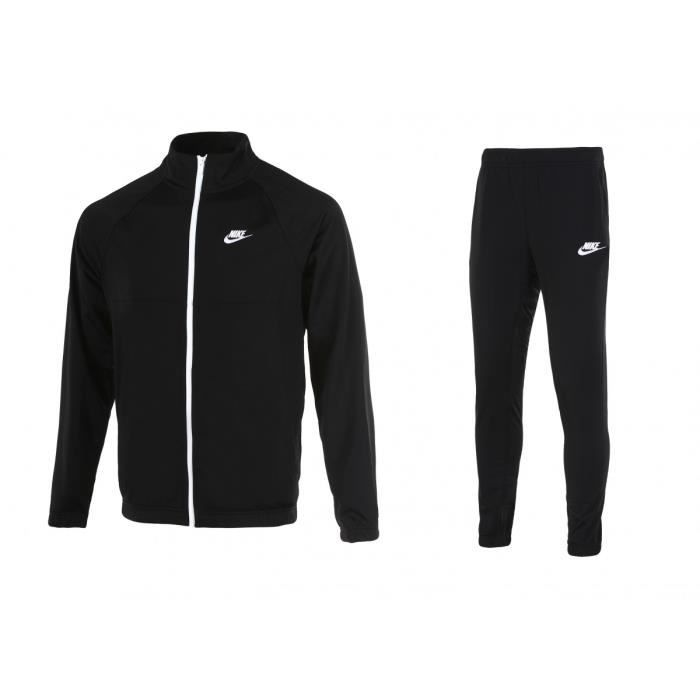 Ensemble de survêtement Nike Sportswear BV3055 010 Noir