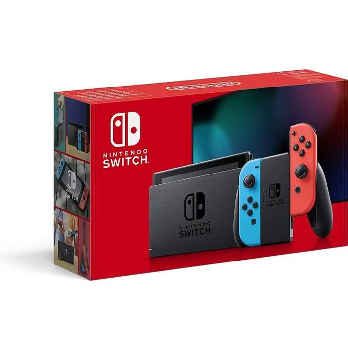 JEU NINTENDO SWITCH Pokémon Let's go Evoli Switch + 1 Figurine Offert