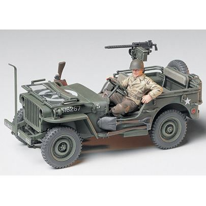 jeep willys 1 4 ton tamiya 1 35 achat vente avion h lico cdiscount. Black Bedroom Furniture Sets. Home Design Ideas