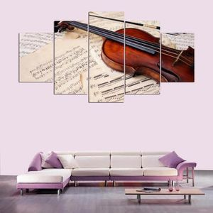 tableau violon achat vente tableau violon pas cher cdiscount. Black Bedroom Furniture Sets. Home Design Ideas