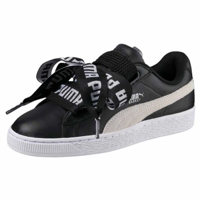 Chaussures femme Baskets Puma Select Basket Heart De cmpkltXpLm