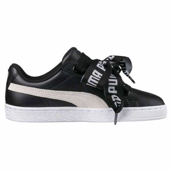 Select Baskets Noir Heart Basket Chaussures Femme De Puma dBoWQxerC