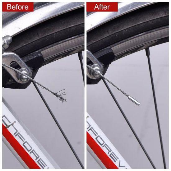 20pcs Câble de Vitesse Changement Vélo Bicyclette Intérieure Ligne à