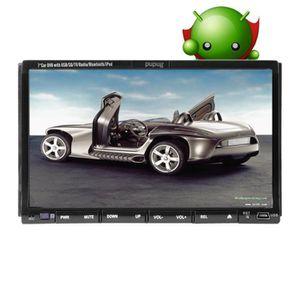 AUTORADIO Android 5.1 Radio Autoradio Auto Lollipop GPS MP3