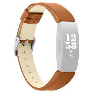 BRACELET MONTRE CONNEC. Remplacement bracelets en cuir Bracelet pour Fitbi