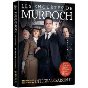 BLU-RAY SÉRIE Les Enquêtes de Murdoch - Intégrale saison 11