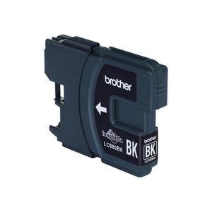 CARTOUCHE IMPRIMANTE Cartouche compatible BROTHER LC980BK