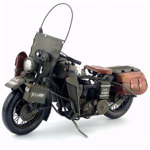 Maisto Modèle réduit de moto Miniature Harley Davidson FLHTK Electra Glide 1//12