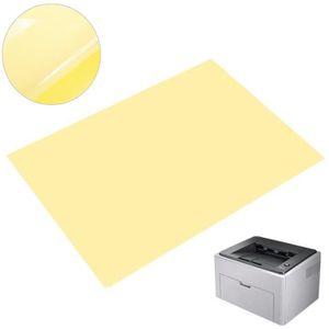 PAPIER IMPRIMANTE Pr laser A4 Imprimante Papier autocollant Effacer