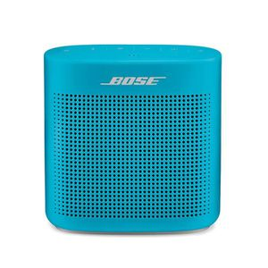 KIT BLUETOOTH TÉLÉPHONE Enceinte Bluetooth Bose SoundLink Color II Bleu