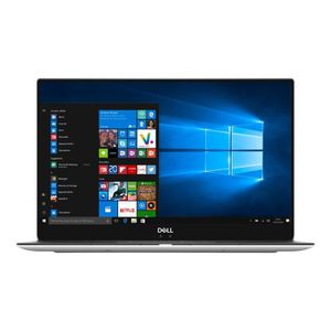 "Top achat PC Portable Ordinateur Portable - Dell XPS 13 9370 - 13,3"" UHD 4K - Core i7-8550U - RAM 8Go - Stockage 256Go SSD - Windows 10 Pro pas cher"