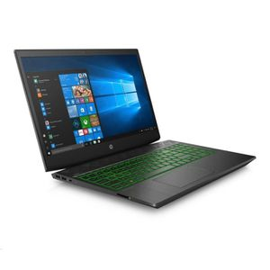 "PC Portable HP Pavilion Gaming PC Portable - 15-cx0046nf - 15,6"" FHD - i5-8300H - RAM 8Go - Stockage 512Go SSD - GeForce GTX 1050Ti 4Go - Win 10 pas cher"