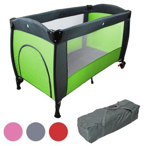 lit parapluie vert achat vente lit parapluie vert pas. Black Bedroom Furniture Sets. Home Design Ideas