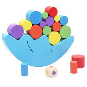 BOÎTE À FORME - GIGOGNE Lune cadre d'équilibrage bébé apprentissage précoc