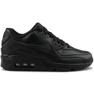 115€00; NIKE Baskets Air Max 90 Ltr - Enfant - Noir
