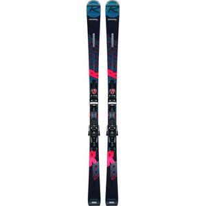 SKI Pack Ski Rossignol React R8 Ti + Fixations Spx12 K