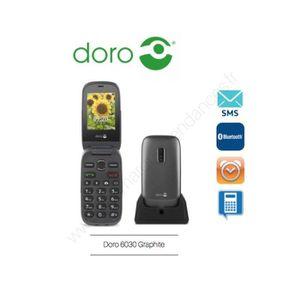 Téléphone portable Téléphone Portable Doro 6030 Graphite
