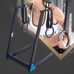 Rack anneaux pour gymnastique pour crossfit