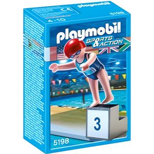 UNIVERS MINIATURE Playmobil Nageuse