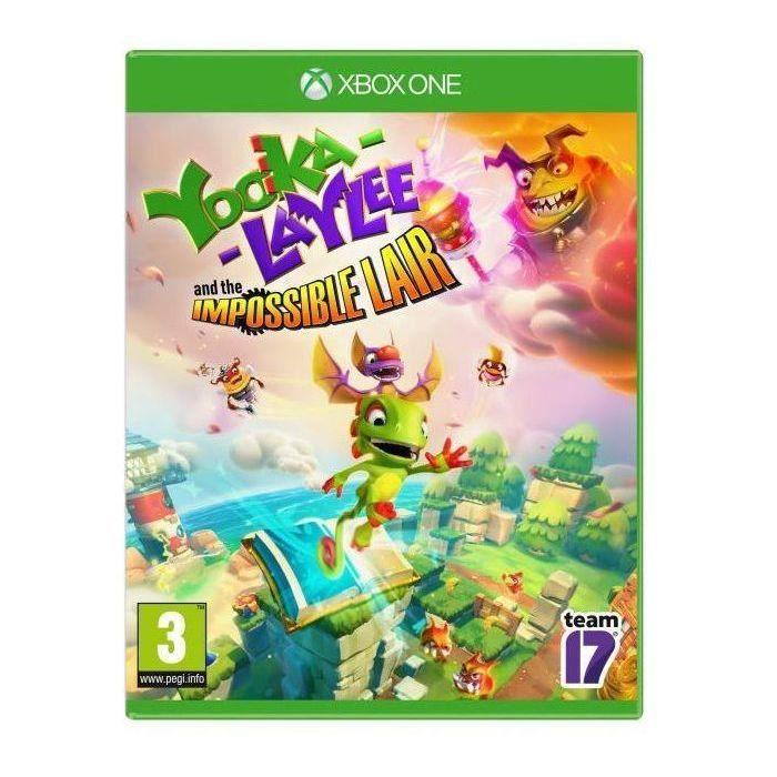 Yooka-Laylee : The Impossible Lair Jeu Xbox One