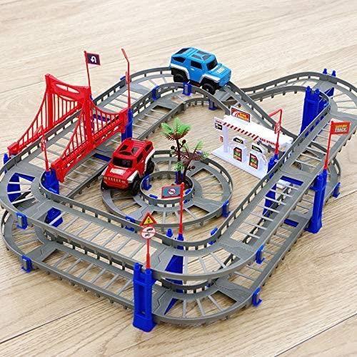 VEHICULE MINIATURE ASSEMBLE ENGIN TERRESTRE MINIATURE ASSEMBLE Frmarche V&eacutehicule Hors Route Toys Race Tracks Accessoire627