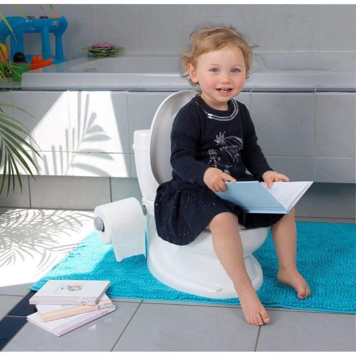 TOY-LET - Le nouveau WC pour Enfants, Un pot d'Apprentissage à la Propreté - toilette éducatif