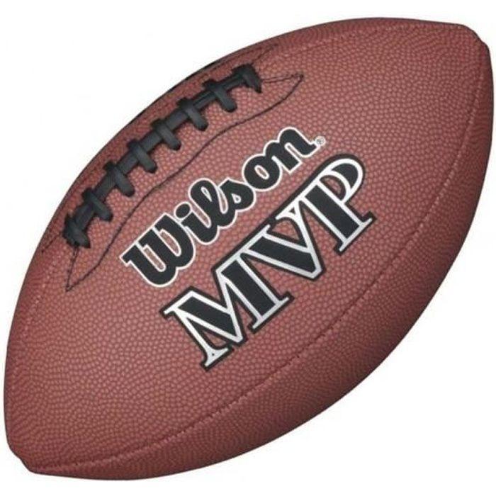 Ballon de Football Américain Wilson MVP official