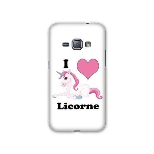 coque samsung galaxy j3 licorne