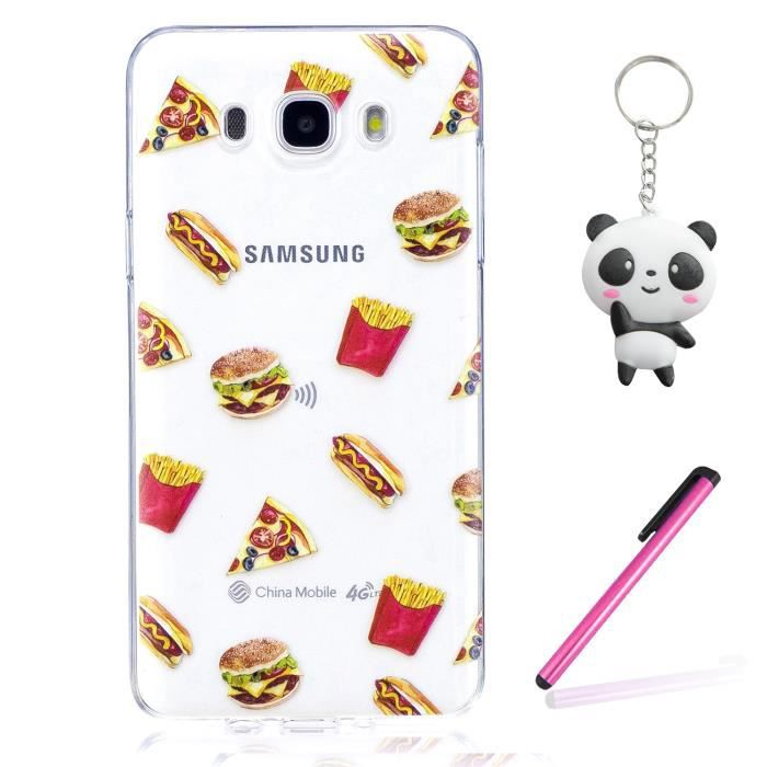 coque samsung galaxy j5 2016 hamburger