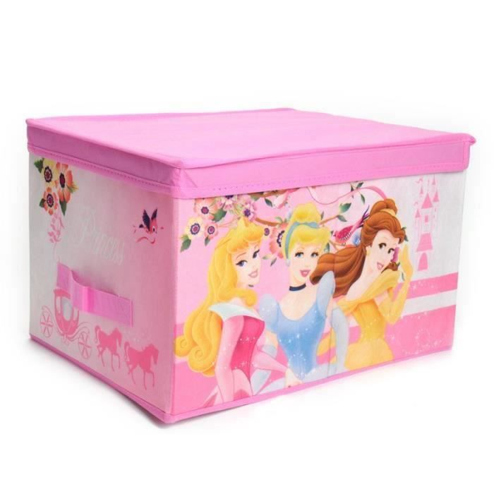 boite de rangement enfant disney princess achat vente. Black Bedroom Furniture Sets. Home Design Ideas