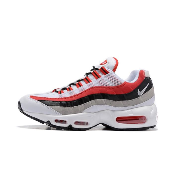 air max 95 rouge et blanche