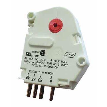 Tmde706sc 4 Broche Programmateur Dégivrage Réfrigérateur AC200v//240v 50//60hz