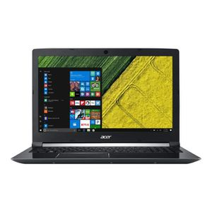 Achat discount PC Portable  Acer Aspire 7 A715-71G-52XK Core i5 7300HQ - 2.5 GHz ALinux 8 Go RAM 1 To HDD 15.6