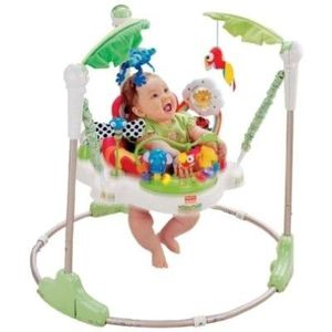 FISHER-PRICE Jumperoo de la Jungle