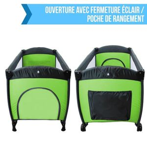 lit parapluie achat vente pas cher cdiscount. Black Bedroom Furniture Sets. Home Design Ideas