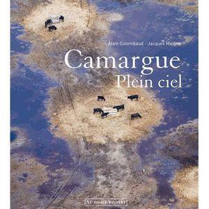 LIVRE TOURISME FRANCE Camargue plein ciel