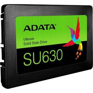 DISQUE DUR SSD ADATA SSD ULTIMATE SU630 disque SSD 2.5