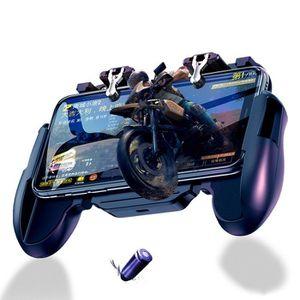 ADAPTATEUR MANETTE Support de manette de jeu PUBG mobile sans ventila