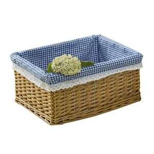 CASIER POUR MEUBLE [Fresh Air] Wicker Basket Fruit Basket Bread Tray