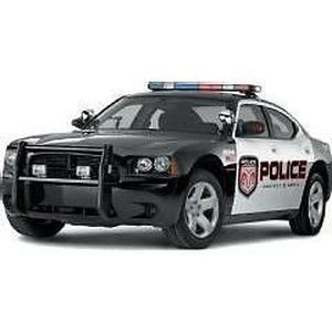 sticker voiture de police achat vente sticker voiture de police pas cher cdiscount. Black Bedroom Furniture Sets. Home Design Ideas