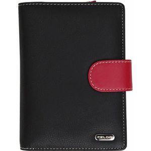 PORTEFEUILLE Grand portefeuille Felda - femme - 23 fentes pour