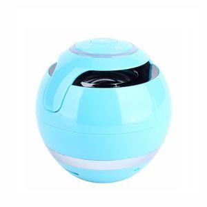 ENCEINTE NOMADE Lamchin Haut-parleur Bluetooth Mini sphérique Port