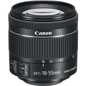 OBJECTIF CANON OBJECTIF EF-S 18-55 IS STM f/4-5.6